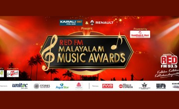 Red FM Malayalam Music Awards 2016