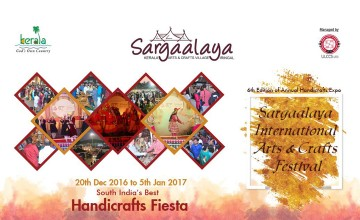 Sargaalaya International Arts and Crafts Festival