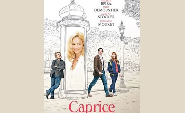 Screening of French film CAPRICE