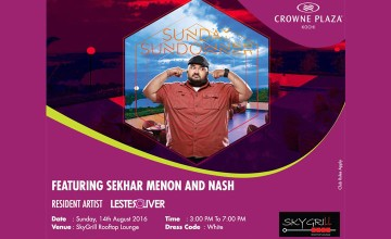 Party Featuring Sekhar Menon and Nash