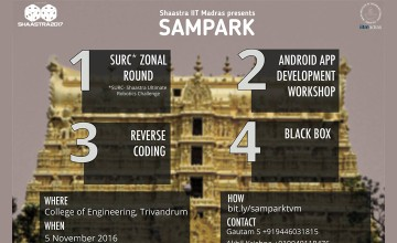 Sampark- Tech event