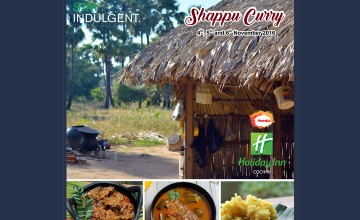 Shappu Curry- Food Fest at Holiday Inn