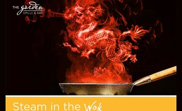 Steam in the Wok - Chinese Food Festival