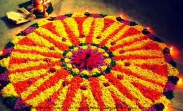 Student's Day and Onam Celebration @Alliance Française de Trivandrum
