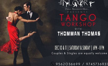 Tango - Dance Workshop
