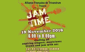 The Jam Time- Music event