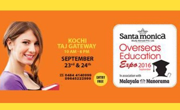 The Santa Monica Overseas Education Expo 2016