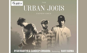 The Urban Jogis Experience featuring Ravi Varma
