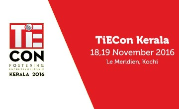 TIECon Kerala 2016- Entrepreneurs Convention