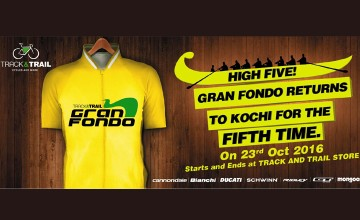 Track and Trail Gran Fondo - Kochi