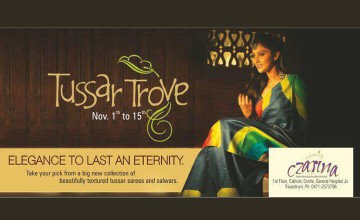 Tussar Trove- Exhibition