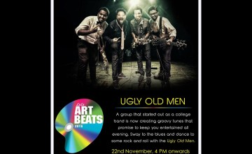 Ugly Old Men - Live Music
