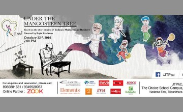 Under the Mangosteen Tree- Stage Play