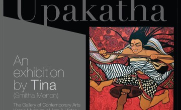 Upakatha-Painting Exhibition by Smitha Menon