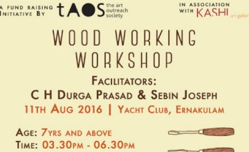 Wood Working Workshop