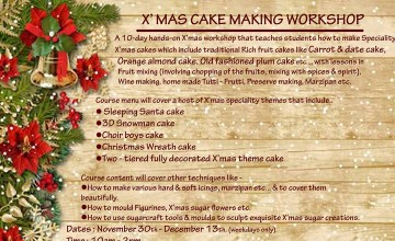 Cake Making Classes In Calicut : Cakes in kochi